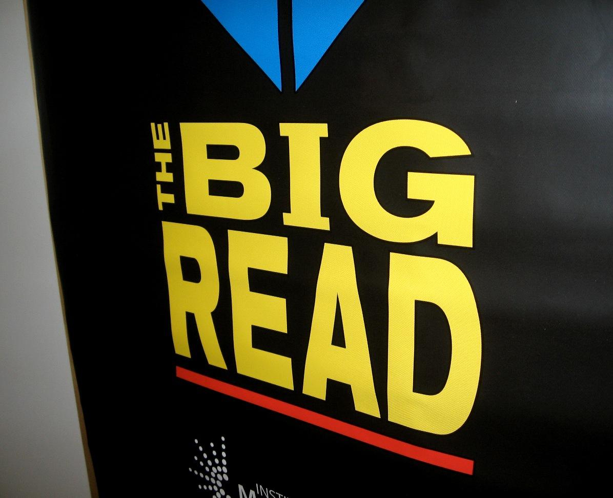 The Big Read – idén mi is teljesítettük!