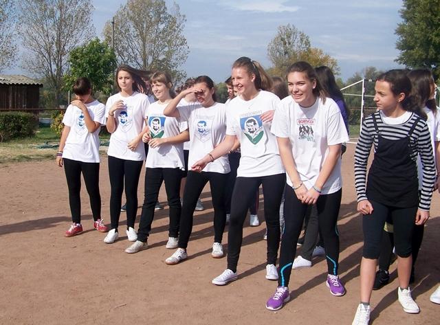 A magyar diáksport napja iskolánkban
