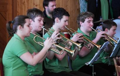 A zeneiskola koncertje 2015
