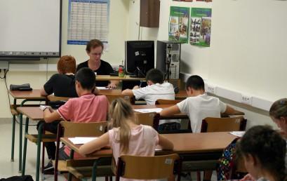 Nyelvi versenyen bizonyíthattak diákjaink