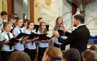 Cantores Don Bosco ifjúsági kórus koncertje
