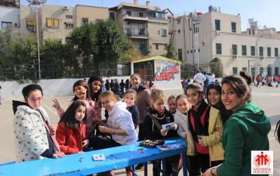 Damaszkuszban az élet