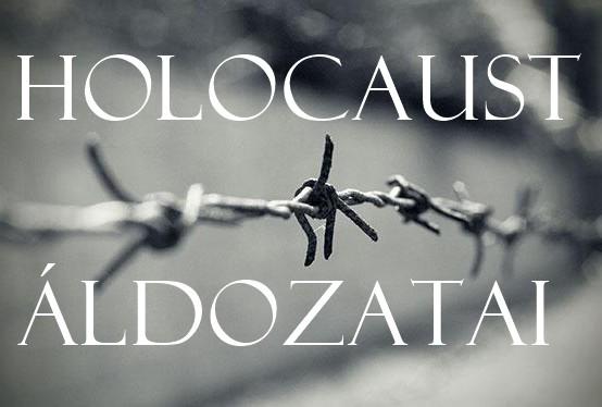 Holocaust áldozatairól való megemlékezés
