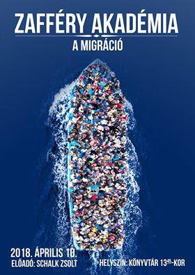 Zafféry Akadémia: a migráció