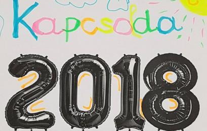 KAPCSOLDA – 2018