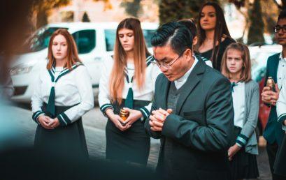 Október 23-i ünnepi megemlékezés iskolánkban
